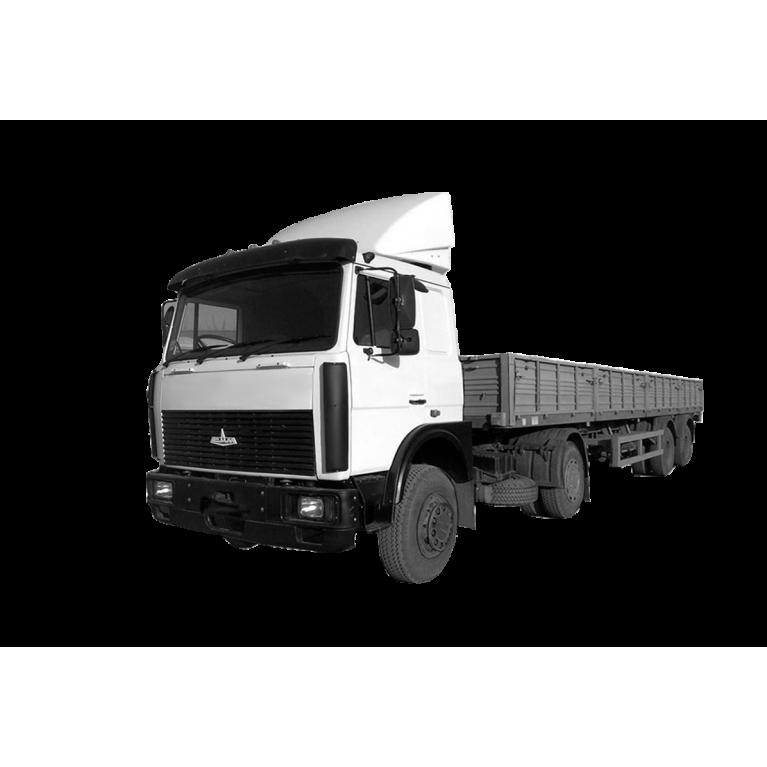 Запчасти грузовика МАЗ