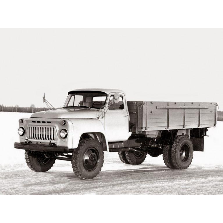 Запчасти ГАЗ 53