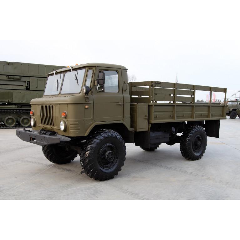 Запчасти ГАЗ 66