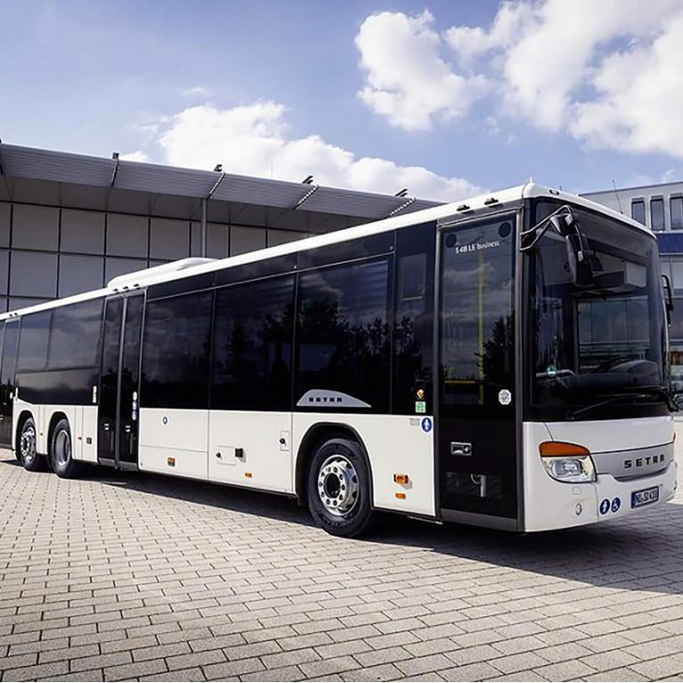 Setra показала новый междугородний автобус