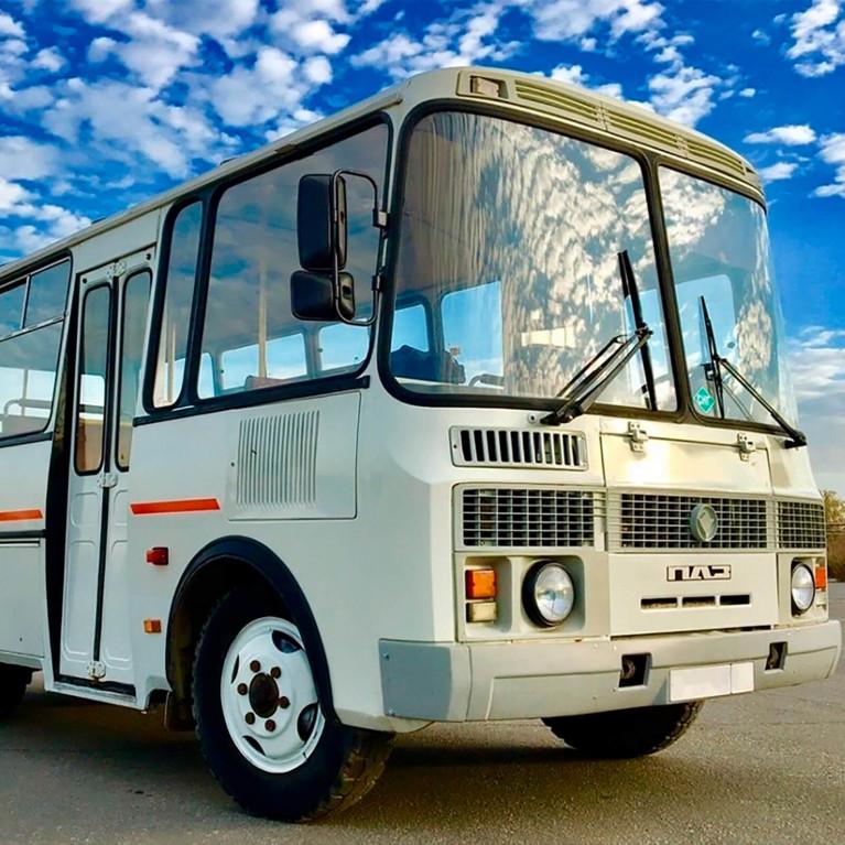 Продажи автобусов с пробегом за первые три месяца 2021 года