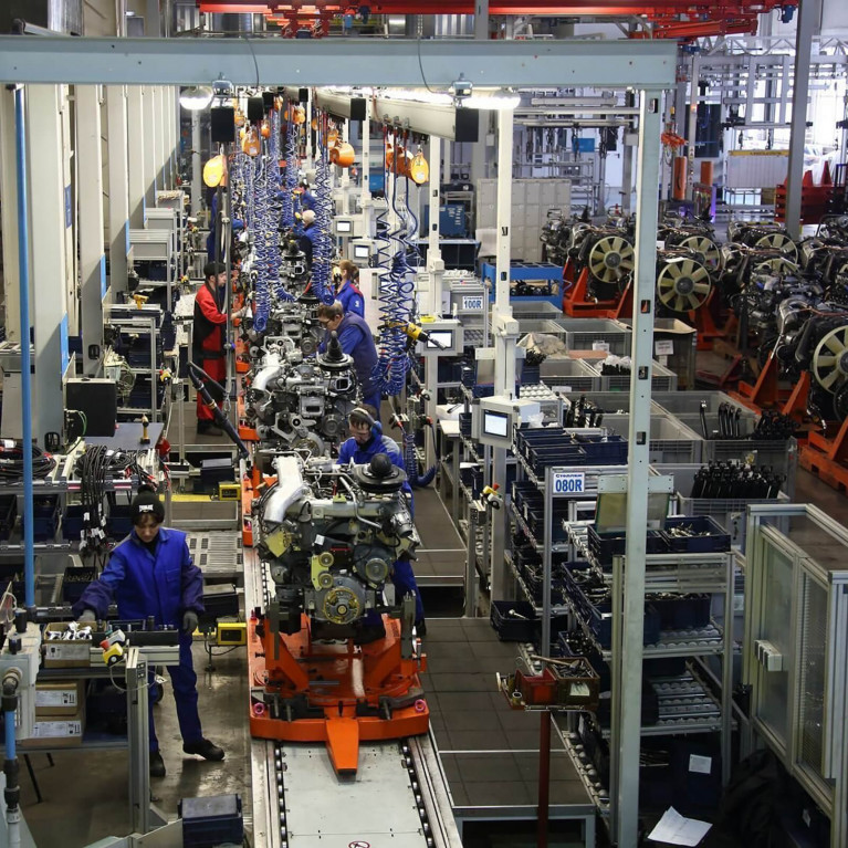 «КамАЗ» разрабатывает двигатель «Евро-6»