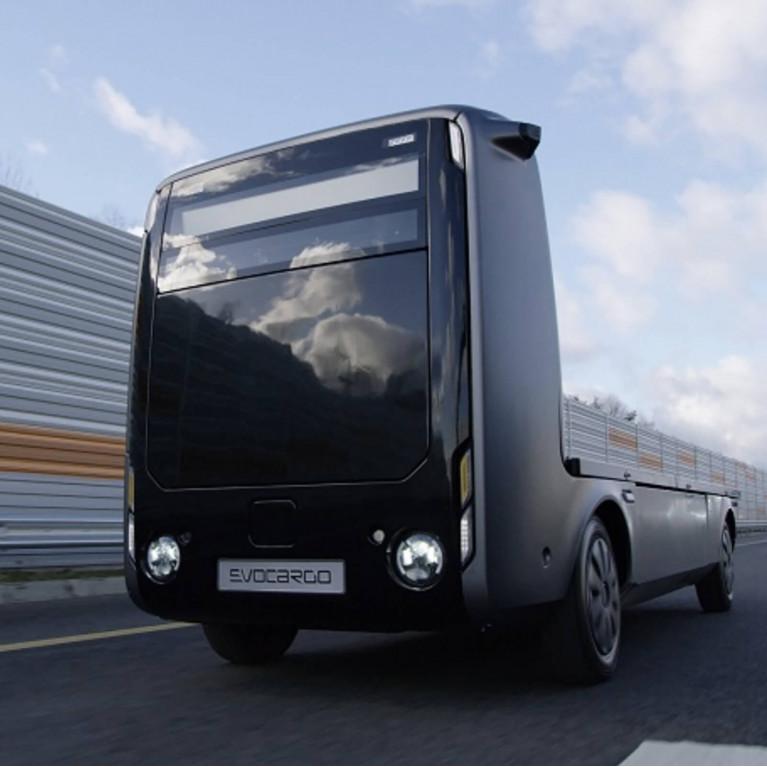 Прошли первые испытания беспилотного водородного грузовика отечественного производства