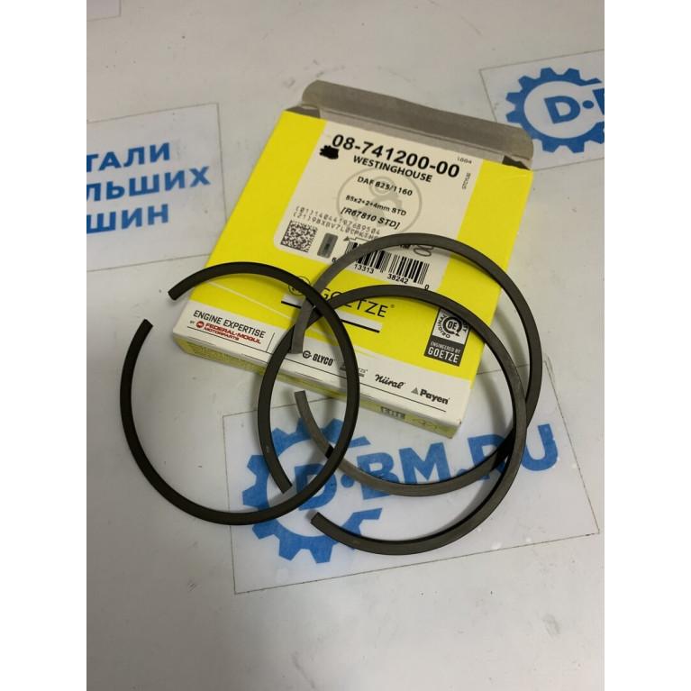 Кольца компрессора Маз дв. МБ ОМ 906  001 131 11 11 0874120000 08.741200.00