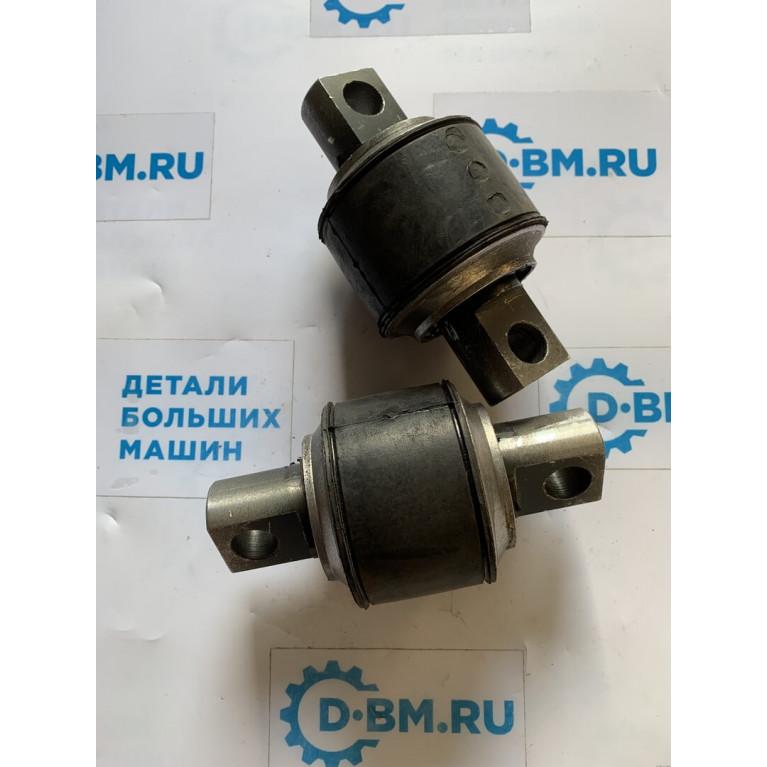 Сайлентблок реактивной тяги задней с ушами МАЗ 101-2909040