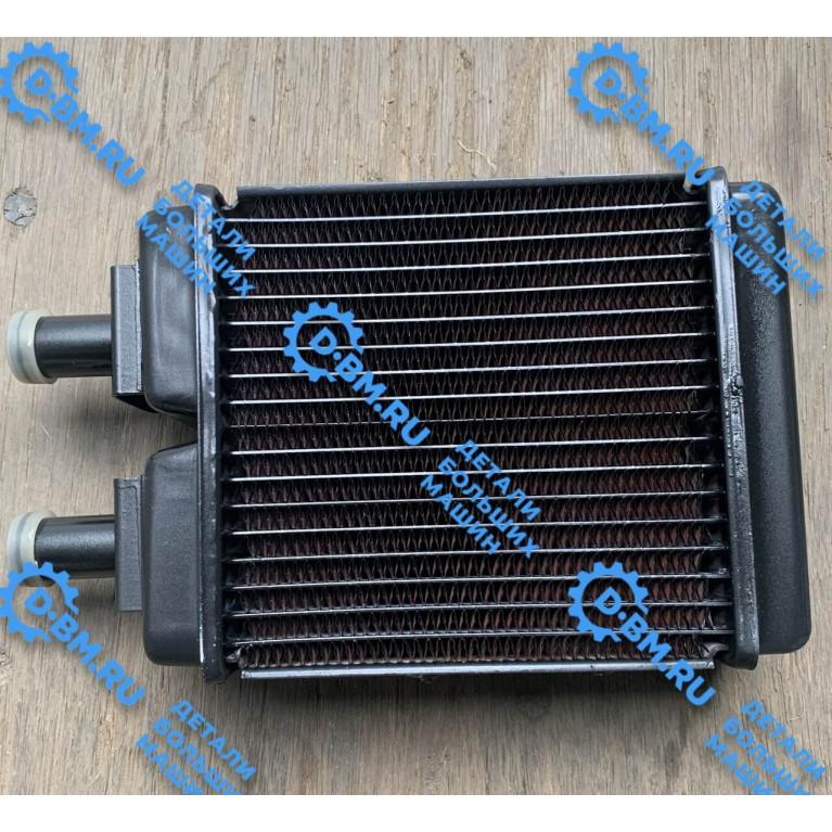 Радиатор отопителя алюм. МАЗ 103 104 105 12103К810106030 12-103К-8101060-30 короткий