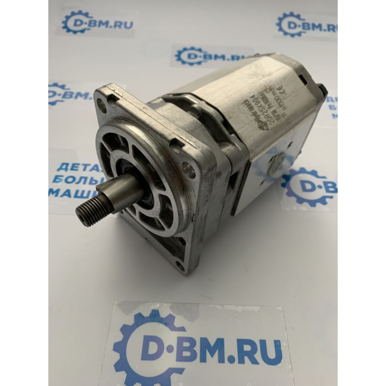 Гидромотор шестеренный привода вентилятора