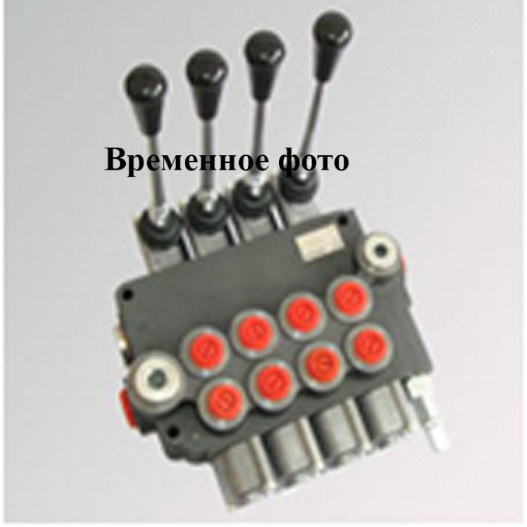 Моноблочный двухсекционный гидрораспределитель 02P40 1A1A1 GKZ1