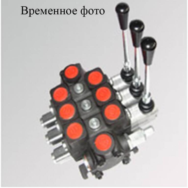 Двухсекционный гидрораспределитель (тип PC100) 2PC100 N/A1/A1/T - 2 sections valve