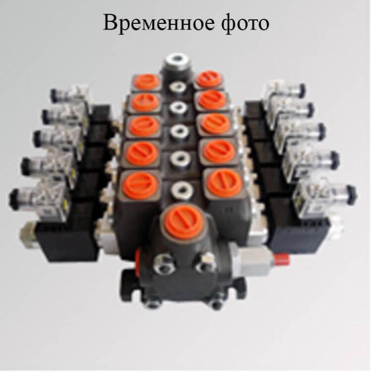 Двухсекционный гидрораспределитель 2ZC100 N/A1/A1/T