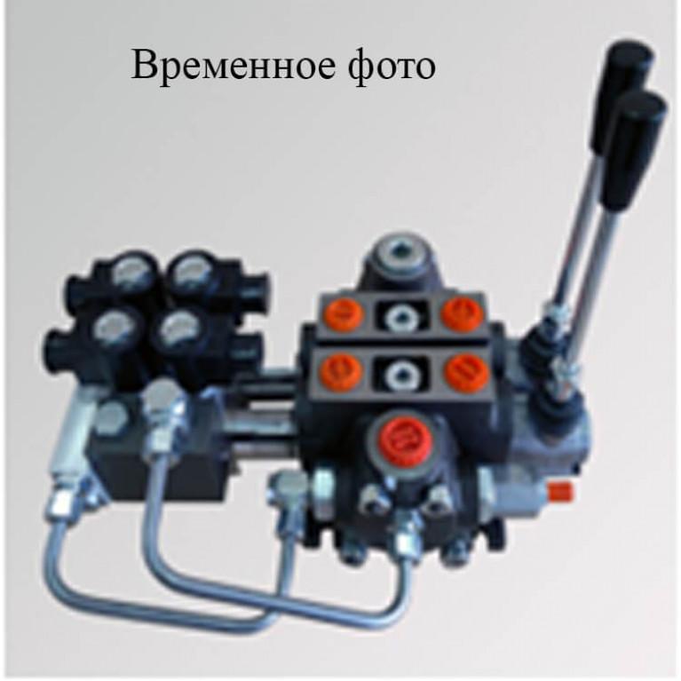 Двухсекционный гидрораспределитель с электро-гидравлическим управлением 2PC100-VRP-N/P(orT)A1 ED3/P(orT)A1 ED3/T-VRE-12/24 VDC
