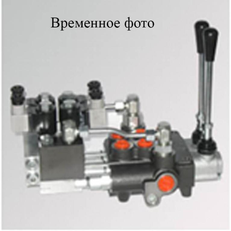 Моноблочный гидрораспределитель с электро-гидравлическим управлением P40-VRP-1A1ED3 G KZ1 CEED1-VRE-12/24VDC