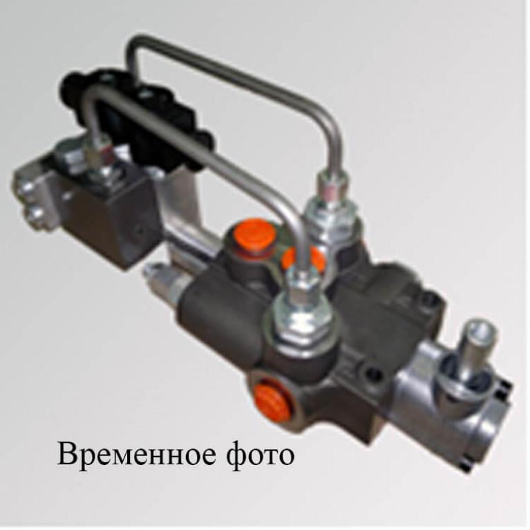 Двухсекционный гидрораспределитель с электро-гидравлическим управлением 2PC70-VRP- N/P(orT)A1 ED3/P(orT)A1 ED3/T-VRE-12/24 VDC