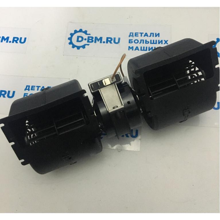 Мотор отопителя салона, центробежный двойной, 24V 008-B45/2C-02 SPAL