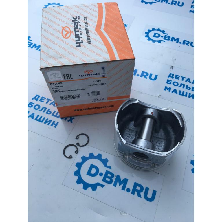 Поршень компрессора воздушного (d - 85 мм) двиг. MB OM906/904LA, RK.01.104, RK.01.142, A0001303417 RK.01.142