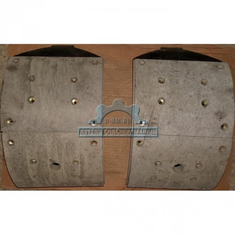 Колодка тормозная задняя, нижняя для МАЗ-103 5440-3502090 / 5440-3502091 5440-3502090