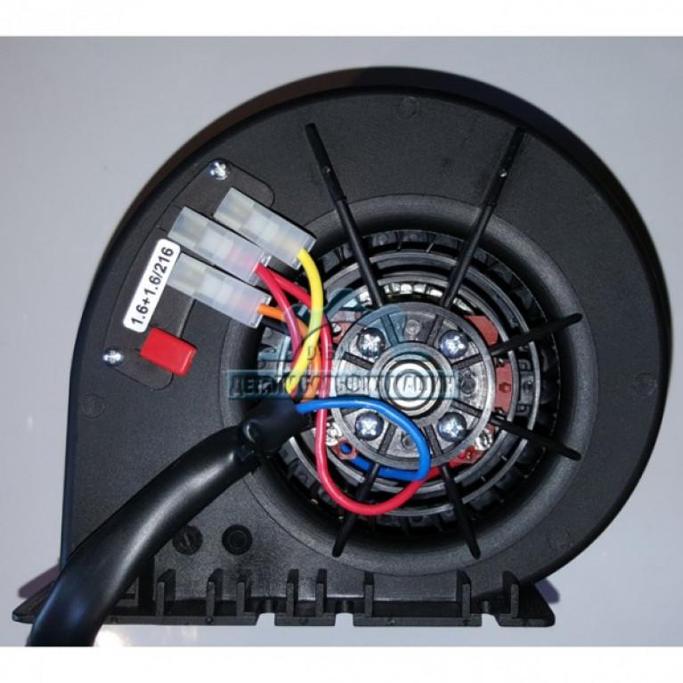 Вентилятор отопителя салона МАЗ G&C Голландия 04-8710 / 6401529E/6401841E / 048710 / 6401529 E
