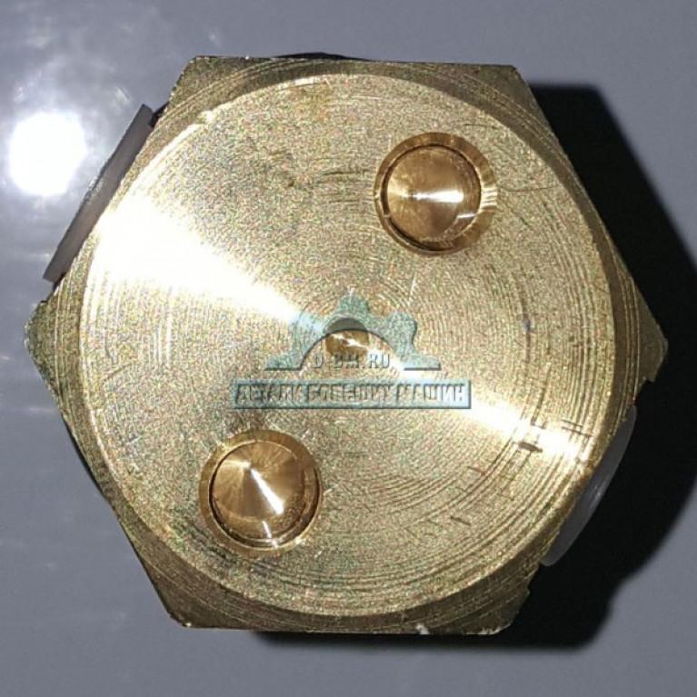 Клапан подогрева топлива МАЗ двиг. MB OM906LA арт. A0000785549 MERCEDES-BENZ A0000785549