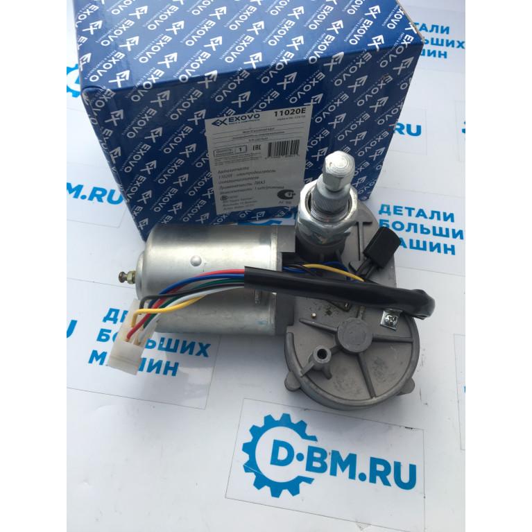 Мотор стеклоочистителя правый ЛиАЗ-5256 арт. 52.3730 11020E