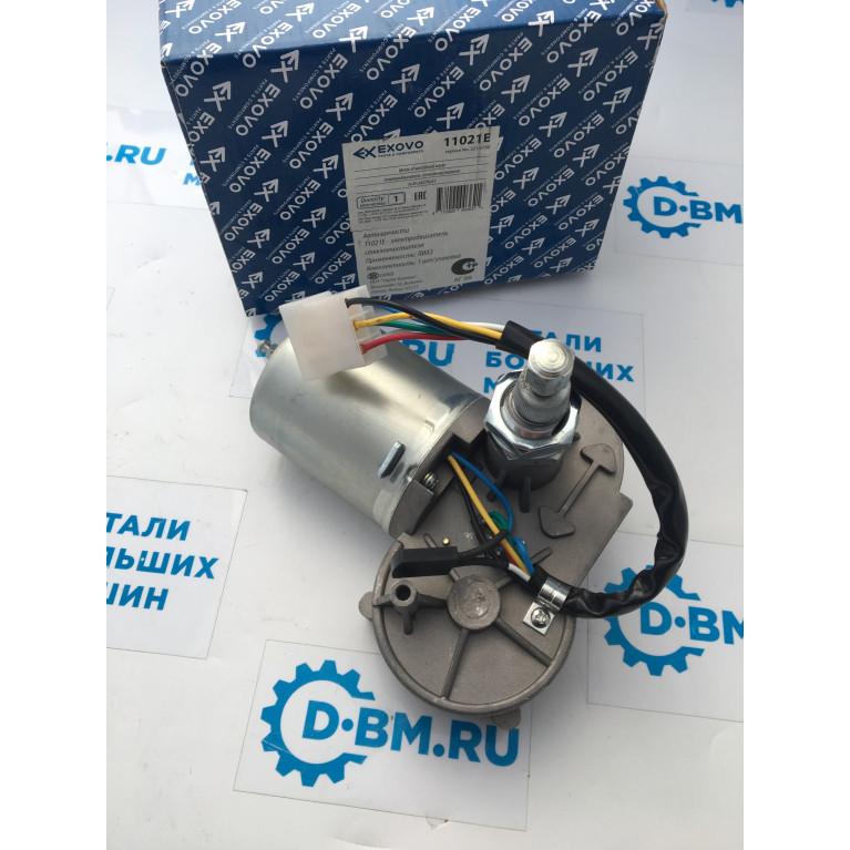 Мотор стеклоочистителя левый ЛиАЗ-5256 арт. 521.3730 EXOVO