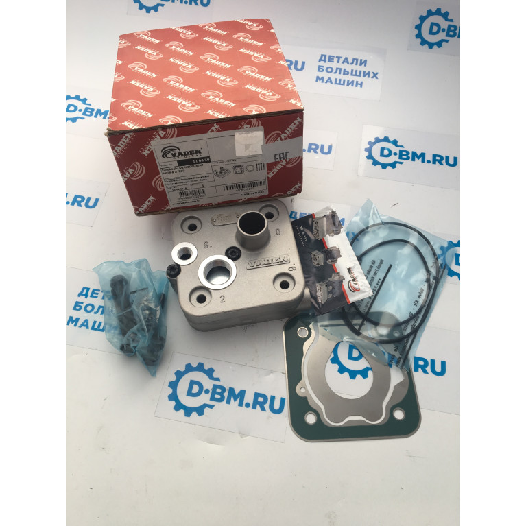 Головка блока цилиндров одноцилиндрового компрессора VADEN 110450 для 4111540040, 4111540