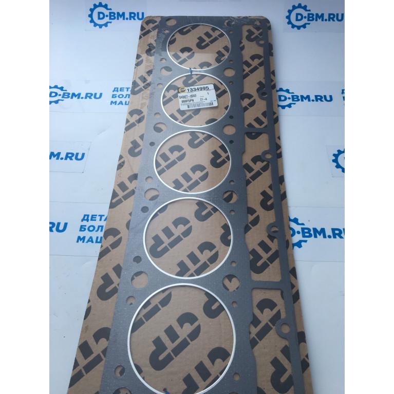 Прокладка головки блока цилиндров двигателя CAT 3126 1334995, 133-4995 CTP