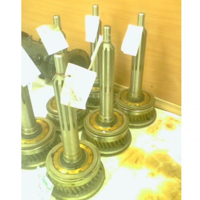 Вал первичный диаметр 50,7 мм в сборе 202-1701030-40 для кпп-202 202170103040 МАЗ