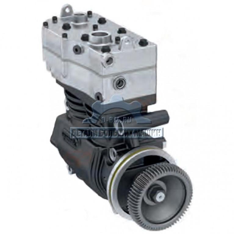 Компрессор двухцилиндровый DAF XF105 / CF85 01.05.097 / 1696197 / 9125180040 Yumak
