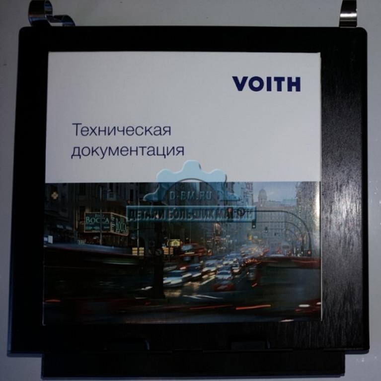 Блок управления АКПП Voith 150.00696314 / 15000696314 / 150-00696314 VOITH