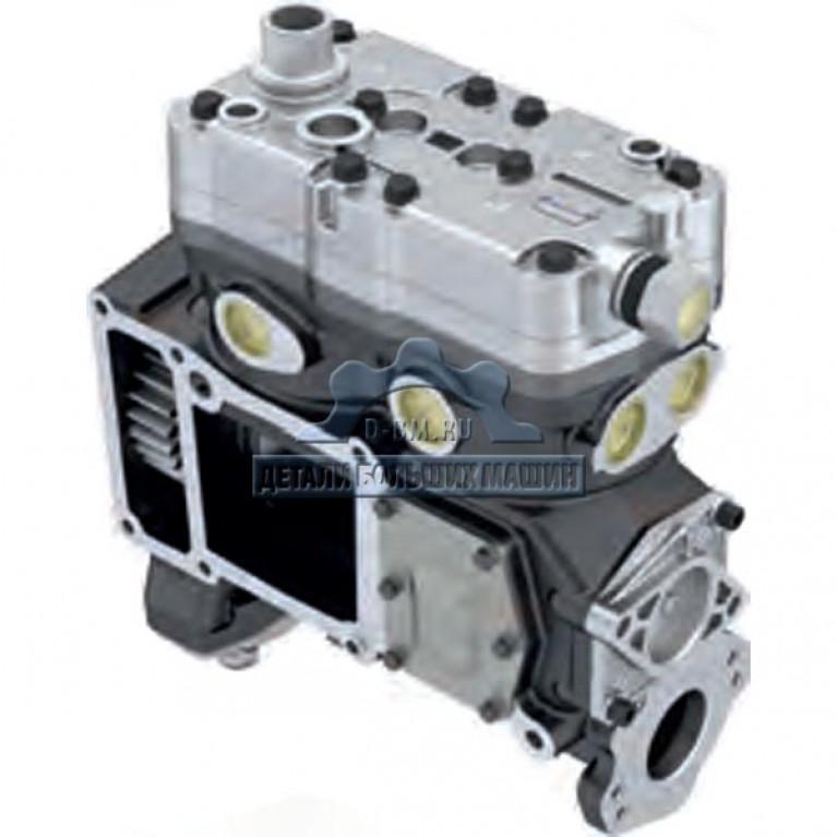 Компрессор двухцилиндровый MAN двиг. D2066 TGA,TGS,TGX,Neoplan 01.04.119 / 51541007115 / LK4960 Yumak