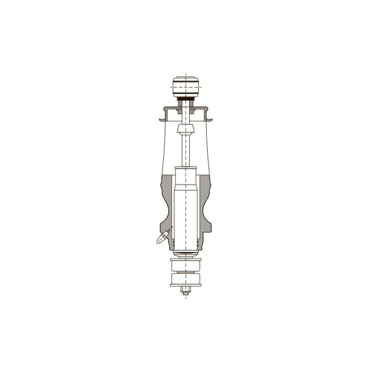 Амортизатор кабины O/I 260-310 24983E