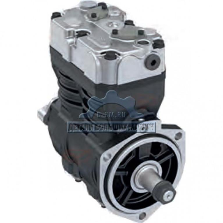 Компрессор двухцилиндровый Iveco Stralis 01.04.096 / 99471919 / 504293730 / LK4936 Yumak