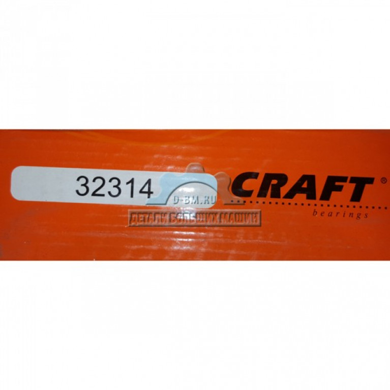 Подшипник 70x150x54 Craft Bearings 32314 32314