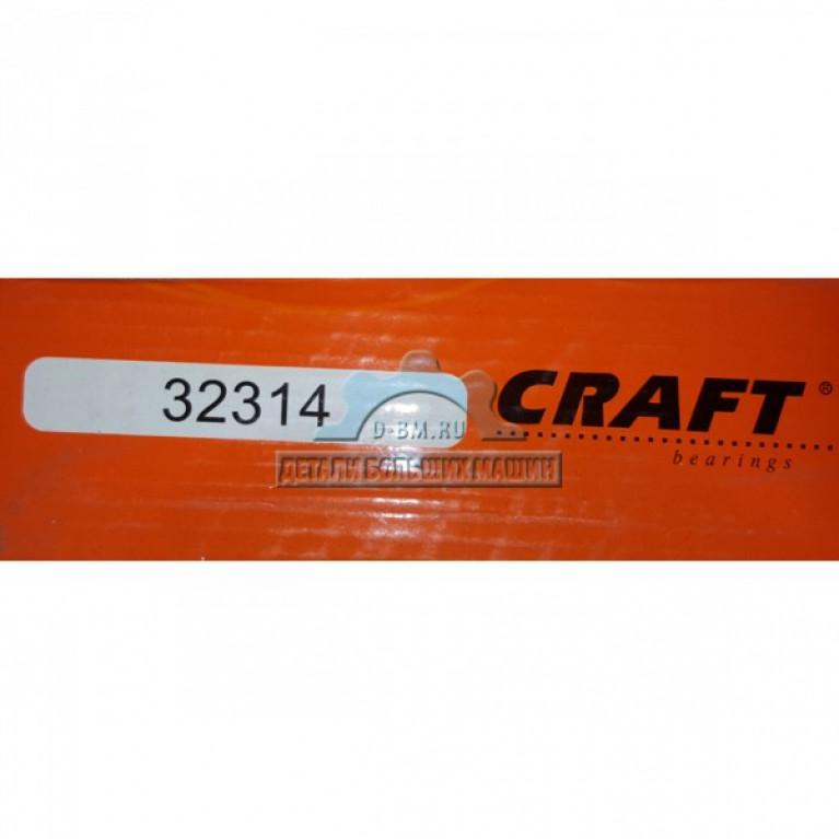 Подшипник 70x150x54 Craft Bearings 32314 32314