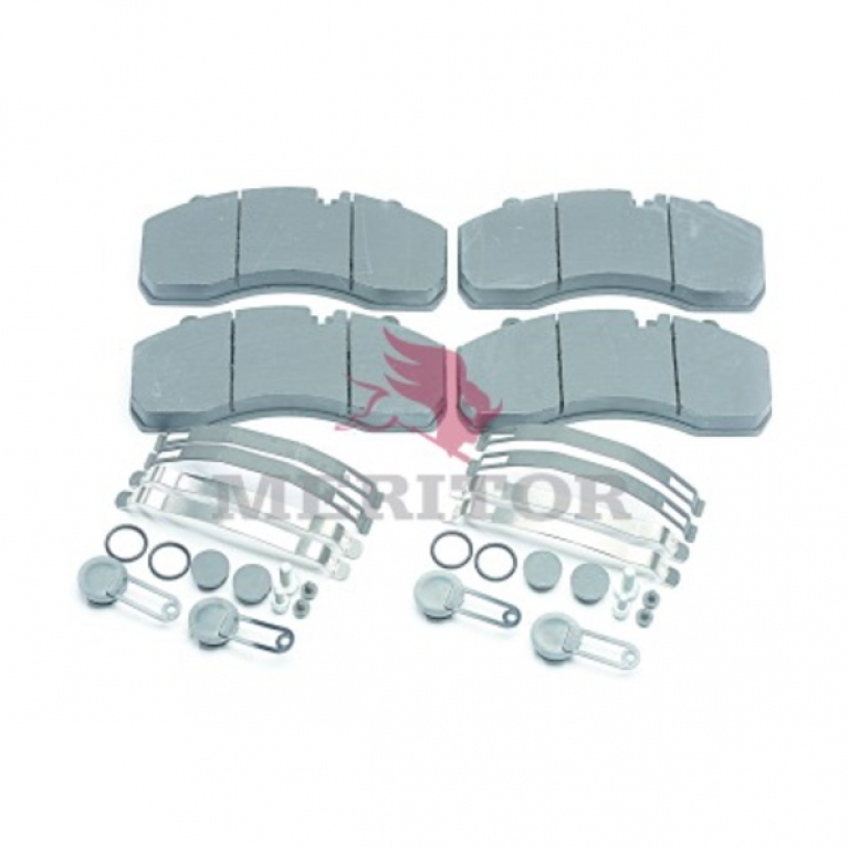 Тормозные колодки дисковые с рем.компл. 248x105x30 SCANIA/SAF/SMB MDP3143K