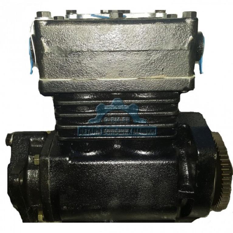 Компрессор двухцилиндровый ЛиАЗ 5256 двиг. CAT 3116 Bendix Tu-FLo750 ориг. CAT 199-9607 TuFLo750 CATERPILLAR TuFLo750