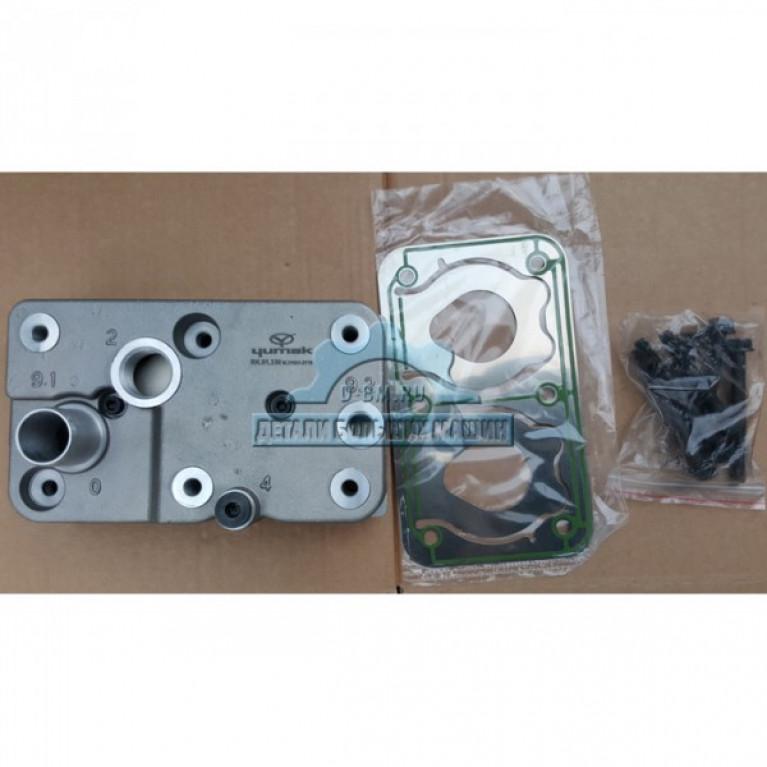 Головка компрессора двухцилиндрового в сборе дв. OM906 RK.01.330 4115539212, RK.01.330 Yumak