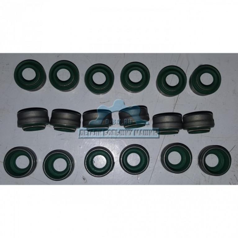Колпачки маслосъемные (комплект) двиг. MB OM906/904LA арт.12-34914-02 / A9060530358 / 70-34914-00 123491402 VICTOR REINZ