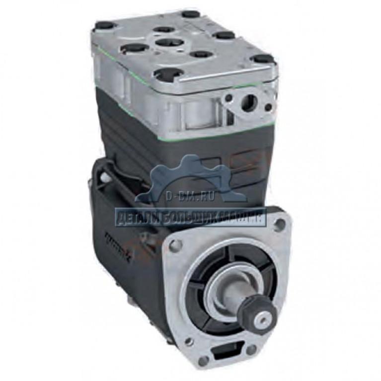 Компрессор двухцилиндровый Iveco Eurocargo / Eurostar 400-440 / Eurotech 180-190 01.04.052 / 500310903 / K007254 Yumak