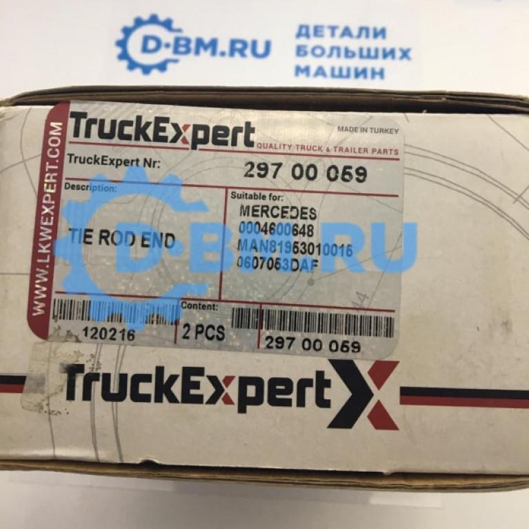 Наконечник поперечной рулевой тяги левый для ЛИАЗ 5292, 29700059, 81953010015