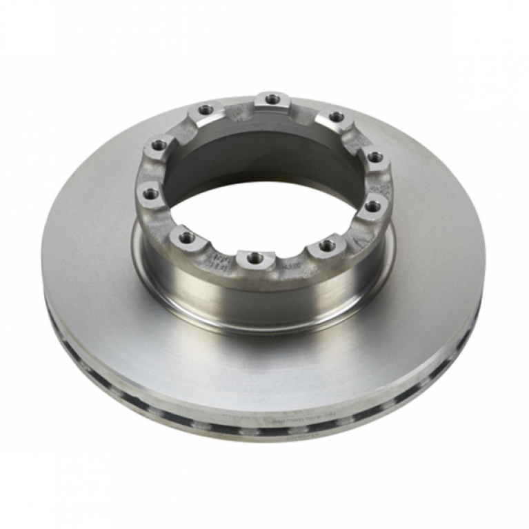 Тормозной диск вентилируемый D430\SAF B9 TECHNO BRAKE