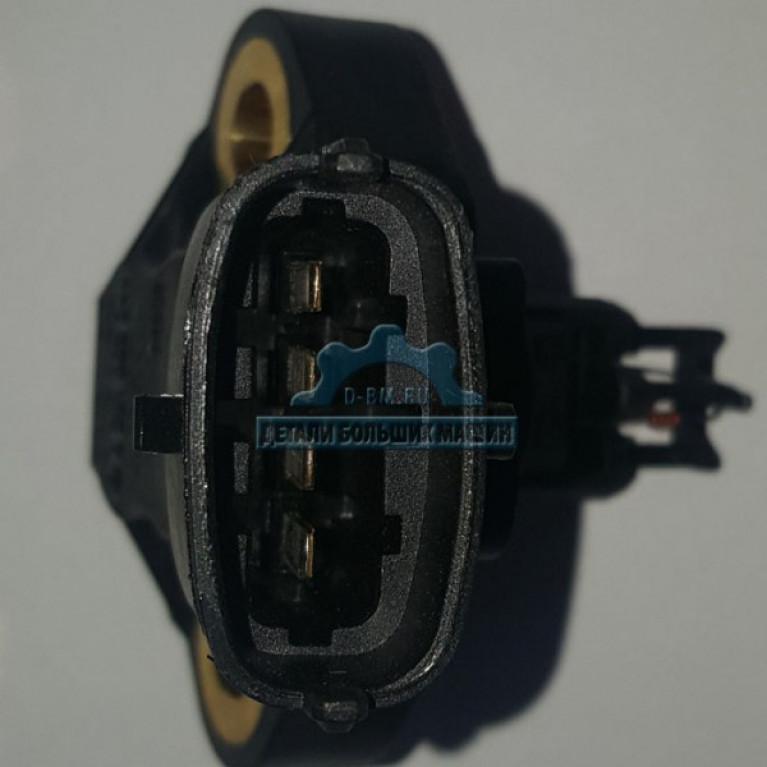 Датчик давления и температуры воздуха во впускном коллекторе двиг. MB OM906LA A0041531828 Bosch, 0281002244 0281002244