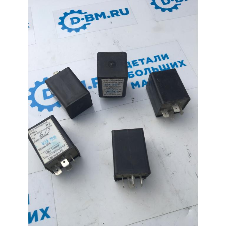 Реле прерыватель ламп индикации РЭП-1 453618.010 453618.010