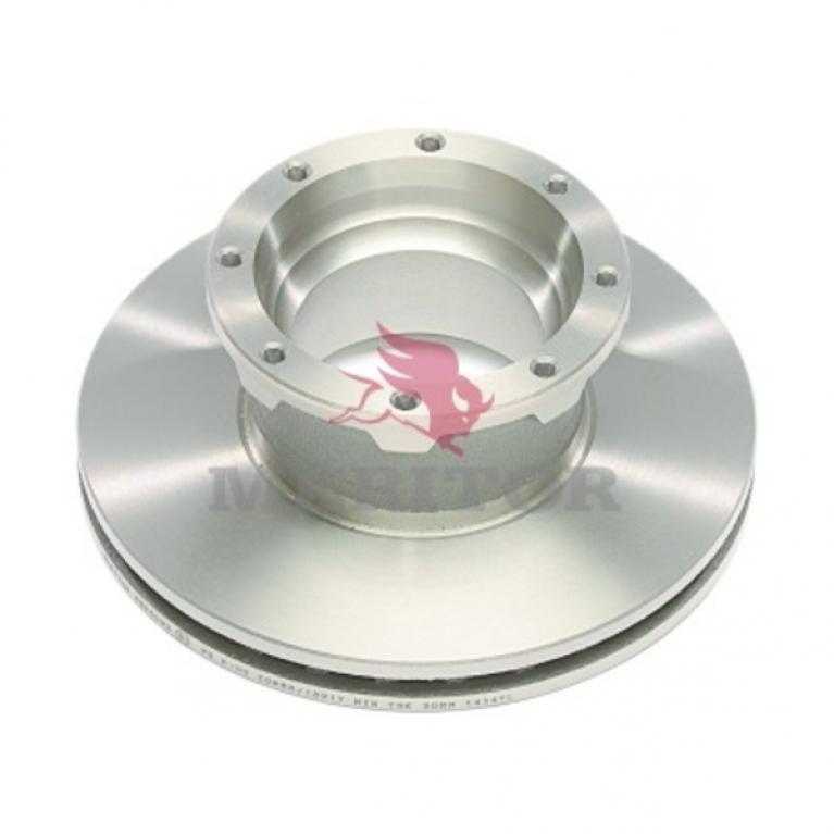 Тормозной диск 330x34x130mm МАН L2000/MB АТЕГО MBR5092