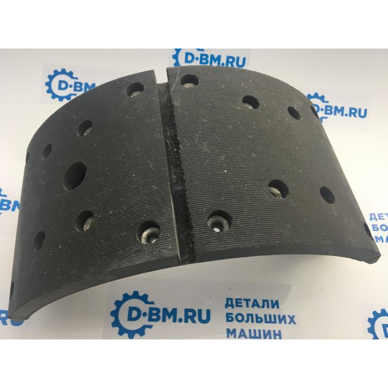 Колодка тормозная передняя (ABS) 5440-3501091