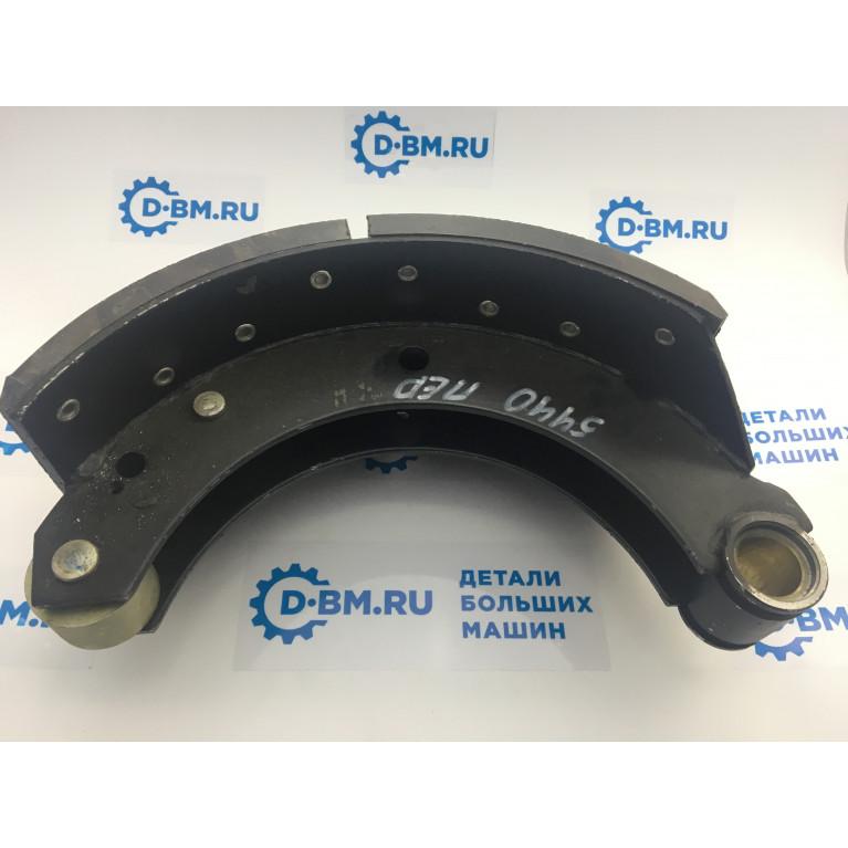 Колодка тормозная передняя (ABS) 5440-3501091 5440-3501091