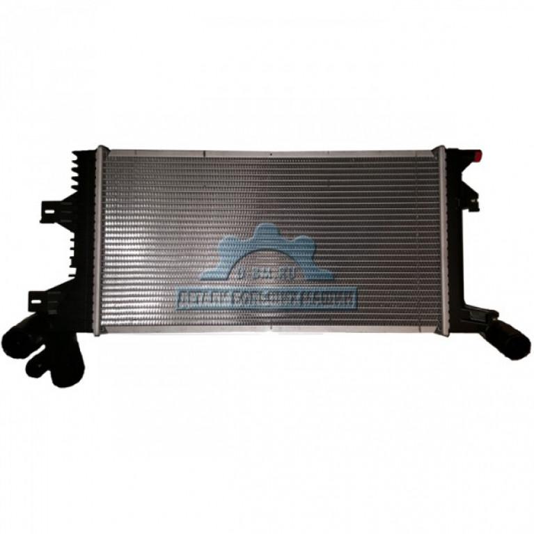 Радиатор cистемы охлаждения дополнительный 570x288x42 VALEO 732303