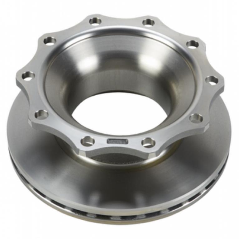 Тормозной диск для прицепа вентилируемый под 29087 430/x45/160.5 10n-335-d22.75 SAF SKRS9022K/11222K SBK2243-1 960353 TECHNO BRAKE