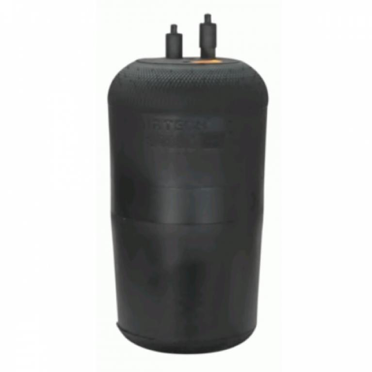 Пневмоподушка МВ Актрос/Аксор без стакана 2шп-шт.M16+M16/24 смещ.26 Н:отв.D130.8  AIRTECH