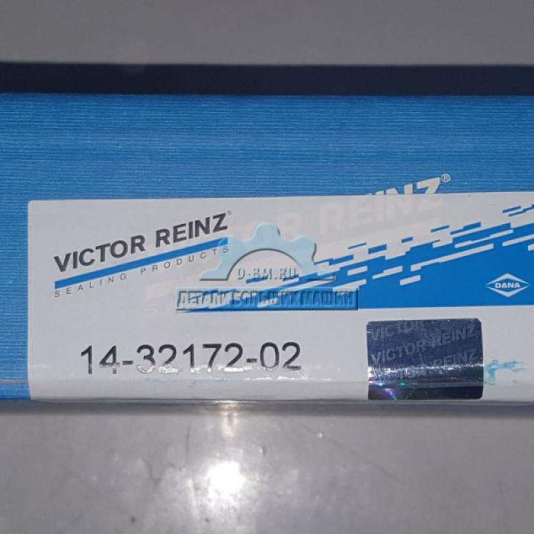 Комплект болтов головки блока Mercedes ОМ906LA 14шт VICTOR REINZ 143217202